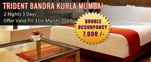 Trident Bandra Kurla Mumbai
