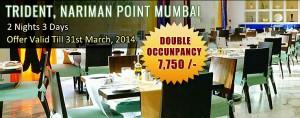 Trident, Nariman Point Mumbai
