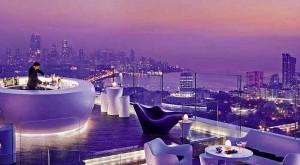 Aer Lounge, Four Seasons Hotel, Mumbai
