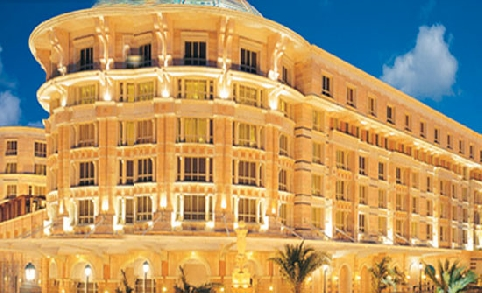 Itc Grand Maratha Complete 5 Star Hotel Services