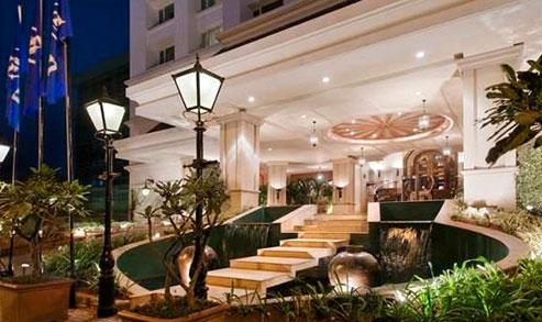 Hotels Near Csi Airport Mumbai